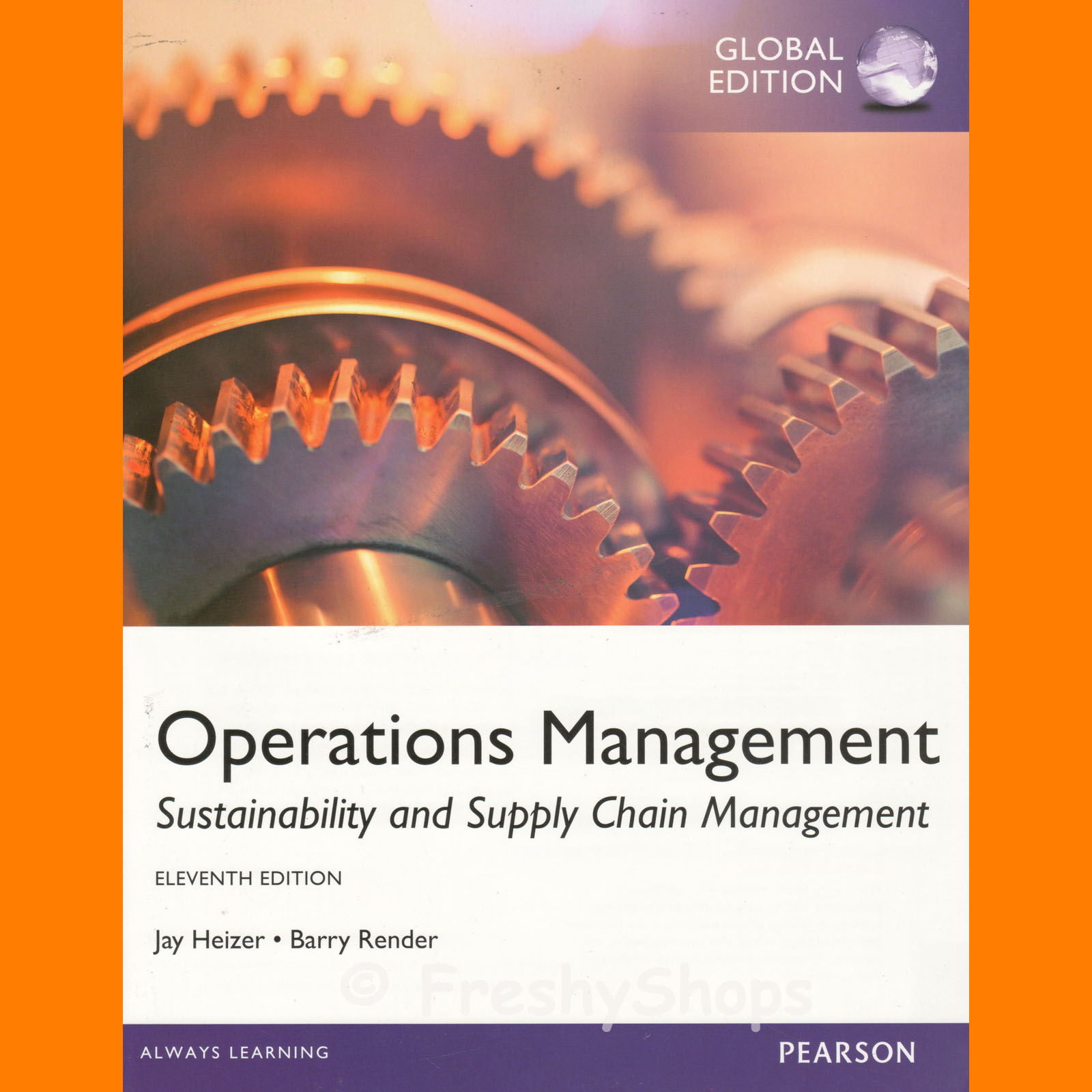 operations management 11th edition heizer pdf