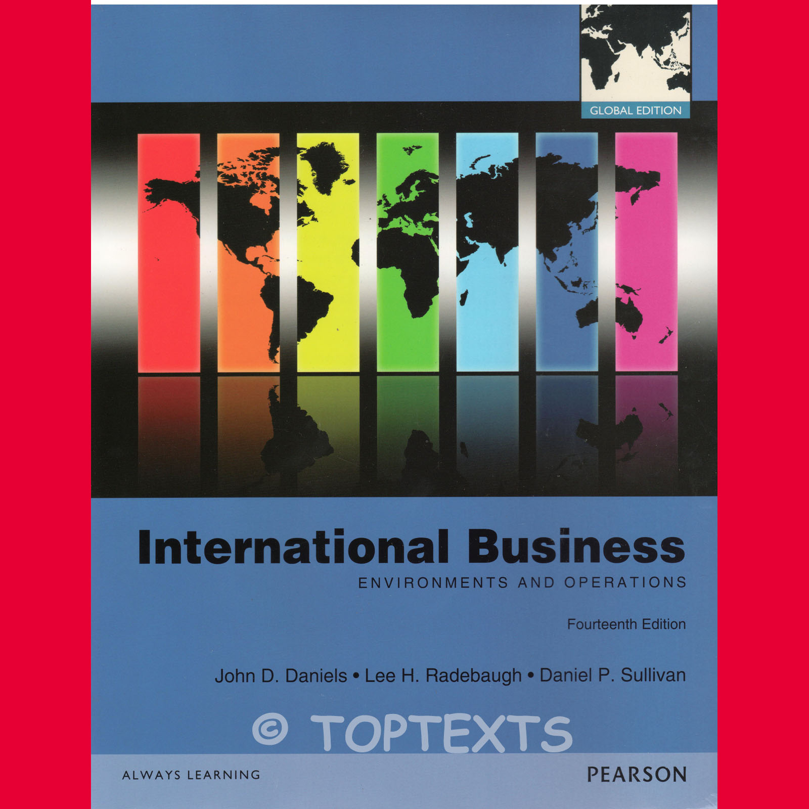 test bank for international business environments Where can i find test bank for international business 15th edition by daniels   test bank international business: environments and operations, 15e daniels.