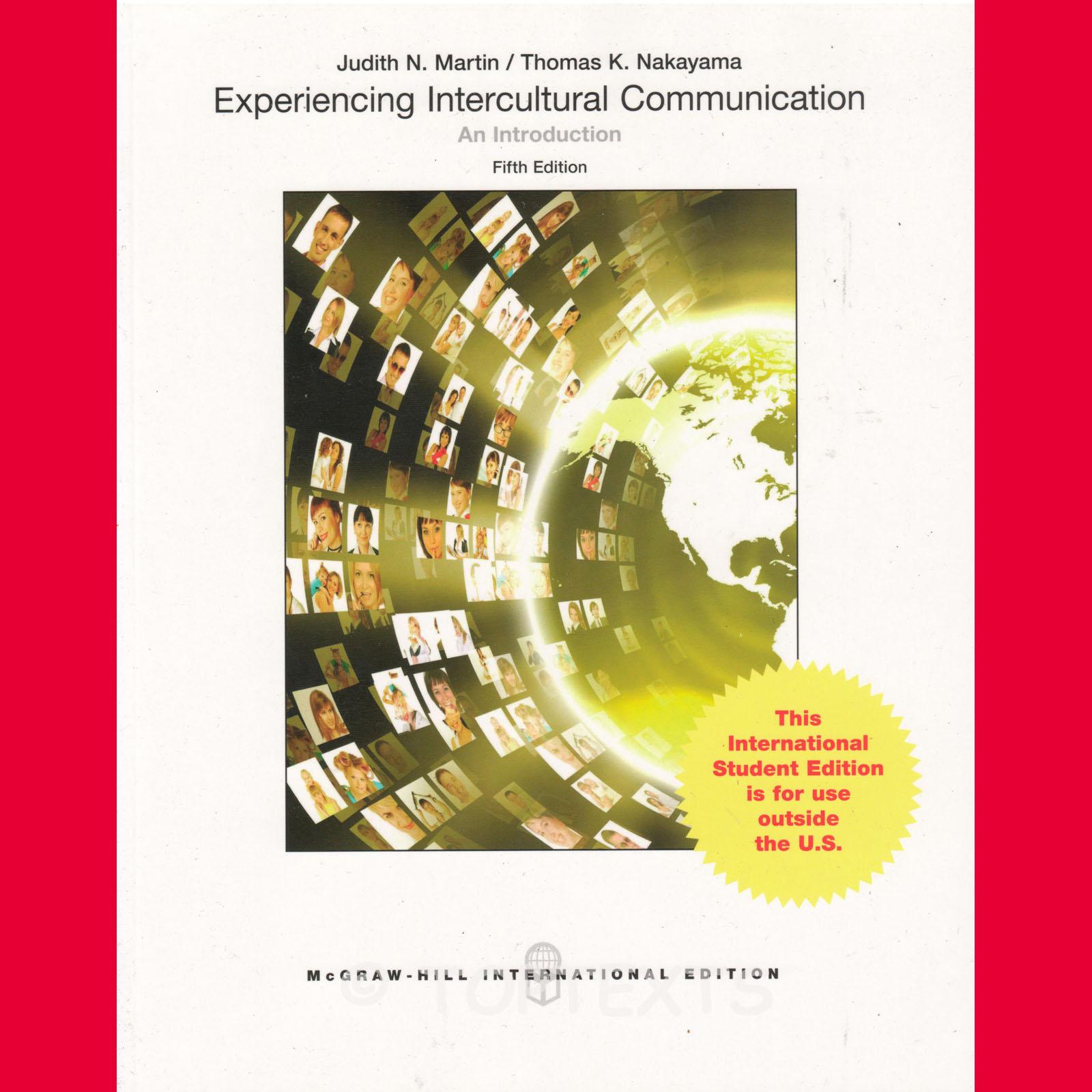 intercultural communications essay
