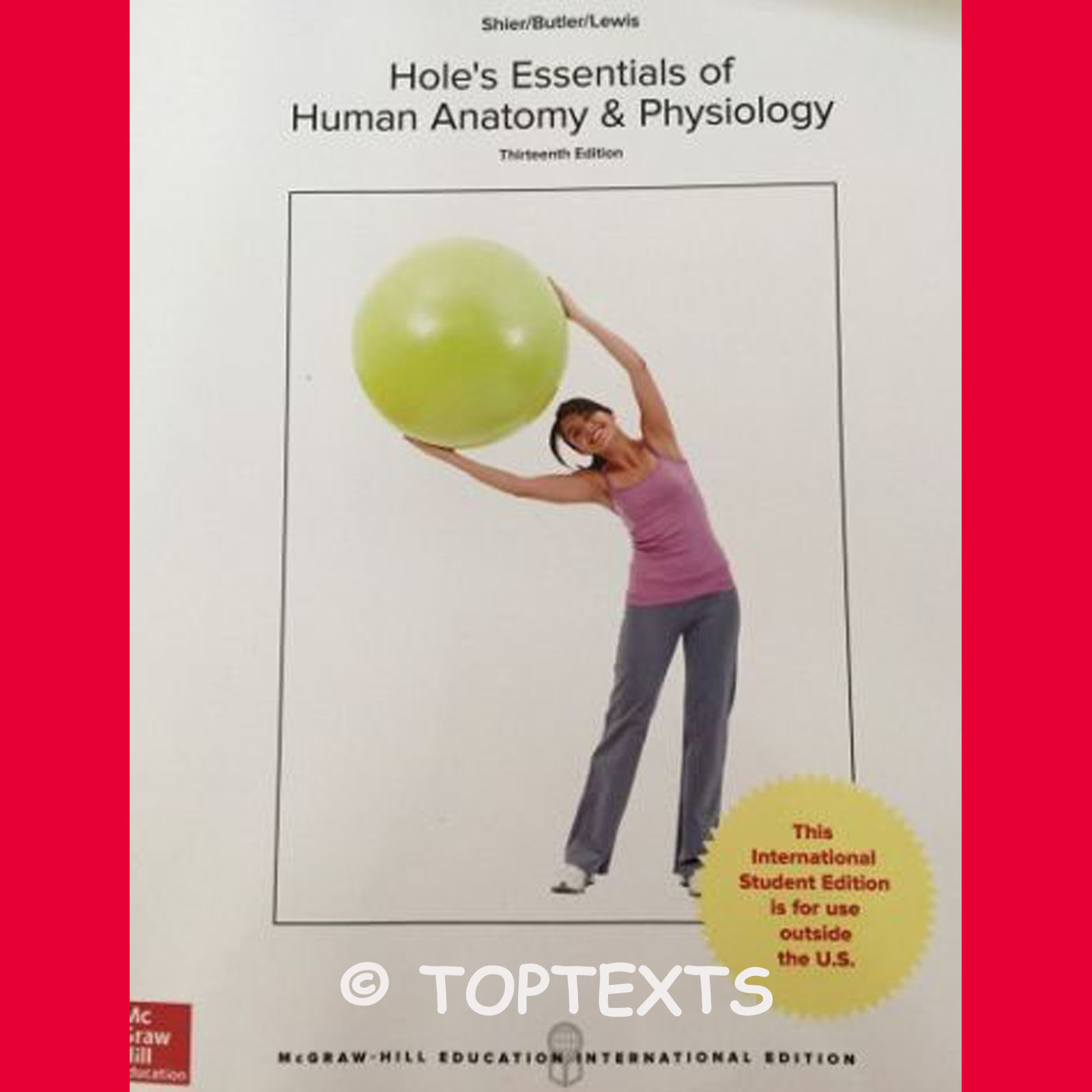HOLES ESSENTIALS OF HUMAN ANATOMY & PHYSIOLOGY-13E- SHIER ...